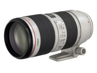 佳能/Canon EF 70-200mm f/2.8L IS USM II 镜头(小白兔) 行货机打发票 可开具增值税专用发票