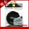 尼康/Nikon LC-58 58mm 镜头盖 行货机打发票 可开具增值税专用发票