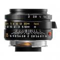 徕卡/Leica M 35mm f/2 SUMMICRON-ASPH 35/2(黑色) 镜头