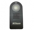 尼康/Nikon ML-L3 遥控器(适用于:D90、D5X00、D7000、D3100、D3000) 行货机打发票 可开具增值税专用发票