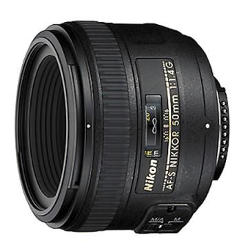 尼康/Nikkor AF-S 50mm f/1.4G [50/1.4]镜头 行货机打发票 可开具增值税专用发票