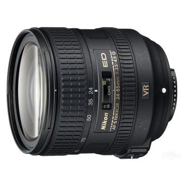 尼康/Nikkor AF-S 24-85mm f/3.5-4.5G VR ED 镜头 行货机打发票 可开具增值税专用发票