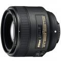 尼康/Nikkor AF-S 85mm f/1.8G [85/1.8] 镜头 行货机打发票 可开具增值税专用发票