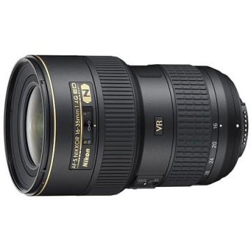 尼康/Nikkor AF-S 16-35mm f/4 G ED VR 镜头 行货机打发票 可开具增值税专用发票