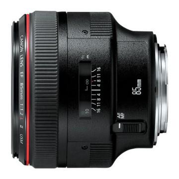 佳能/Canon EF 85mm f/1.2L II USM [85/1.2] 行货机打发票 可开具增值税专用发票