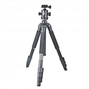 特价 百诺/Benro 都市精灵系列 A550F+KB1A  4节 扳扣三脚架套装(仅供网上下单购买)