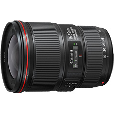佳能/Canon EF 16-35mm f/4L IS USM 镜头.77 行货机打发票 可开具增值税专用发票