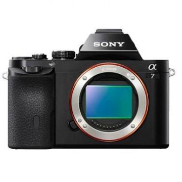 索尼/SONY ILCE-7 全画幅微单相机 行货机打发票 可开具增值税专用发票