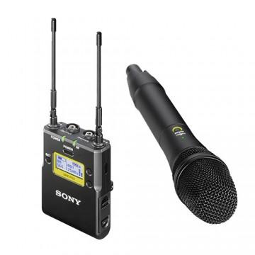 摄像机附件 索尼/Sony UWP-D12 无线麦克风套件 无线话筒 行货机打发票 可开具增值税专用发票