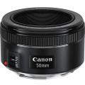 佳能/Canon EF 50mm f/1.8 STM [50/1.8]镜头 行货机打发票 可开具增值税专用发票