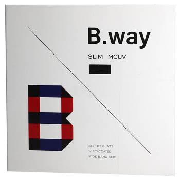 英国兰道/B.way MCUV铝圈超薄多层镀膜 77mm 行货机打发票 可开具增值税专用发票