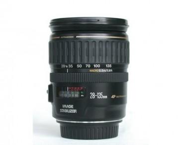 [库存商品]佳能  单反镜头28-135mm f/3.5-5.6 IS全副镜头