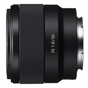 索尼/SONY FE 50mm F/1.8 全画幅微单镜头 50/1.8行货机打发票 可开具增值税专用发票