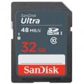 闪迪/SanDisk SDHC至尊高速 UHS-I存储卡 32GB Class10 读速48Mb/s 行货机打发票