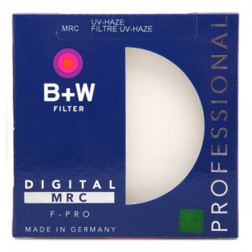德国/B+W MRC 77mm 多层镀膜UV镜 行货机打发票 可开具增值税专用发票