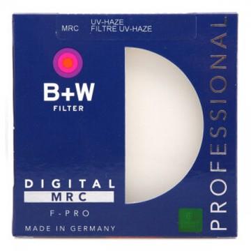 德国/B+W MRC 62mm 多层镀膜UV镜 行货机打发票 可开具增值税专用发票
