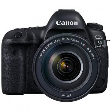 佳能/Canon EOS 5D MarkIV  5D4 (24-105mm f/4L II IS USM)套机行货机打发票 可开具增值税专用发票