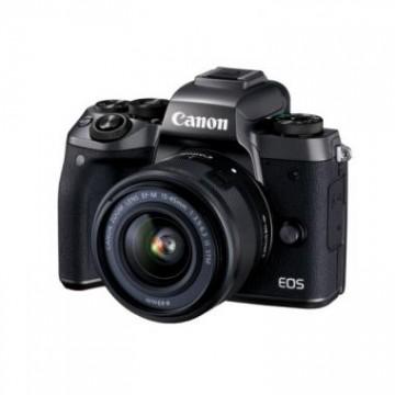 佳能/Canon EOS M5 + EF-M 15-45mm f/3.5-6.3 IS STM 微单套机