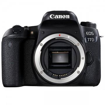 佳能/Canon EOS 77D 机身 行货机打发票 可开具增值税专用发票