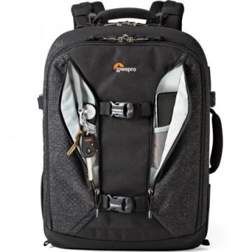 乐摄宝/Lowepro Pro Runner BP 450 AW II 单反防雨双肩摄影包 黑色 行货机打发票 可开具增值税专用发票