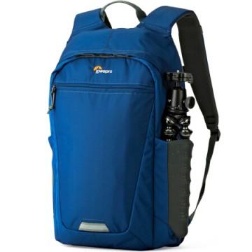 乐摄宝/Lowepro Photo Hatchback BP 250 AW II 专业双肩摄影相机包 黑色/蓝色