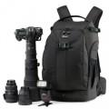 乐摄宝/Lowepro Flipside 500AW 双肩单反摄影包FS500AW 黑色