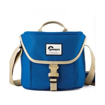 乐摄宝/Lowepro Urban+ Shoulder Bag 单肩摄影包单反相机包 斜挎单肩摄影小包 蓝色 行货机打发票
