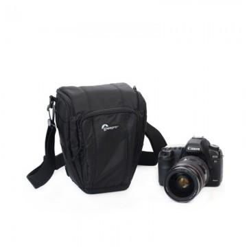 乐摄宝/Lowepro Toploader Zoom 50 AW II 防雨单反相机包 三角摄影包 蓝色/黑色 行货机打发票 可开具增值税专用发票