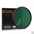 耐司/NiSi LR CPL 双面多层镀膜低反射金环偏振镜 82mm 行货机打发票 可开具增值税专用发票