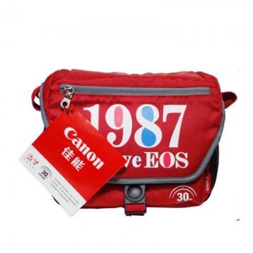 佳能/Canon  EOS单反相机包 摄影背包 佳能原装摄影包 红色 行货机打发票 可开具增值税专用发票
