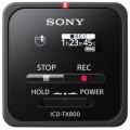 索尼/SONY ICD-TX800 数码录音播放器 内置蓝牙遥控 16G机身内存(黑) 行货机打发票 可开具增值税专用发票