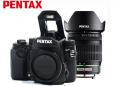 宾得/PENTAX   KP 新品复古单反相机 宾得KP 含DA17-70mmF4黑色套装 官方标配