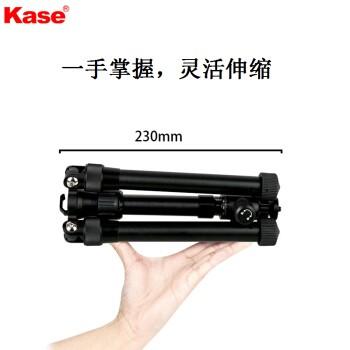 卡色/kase  三脚架K-P1/k-p1三脚架 微单单反脚架 手机直播自拍支架 便携