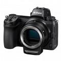 尼康/NIKON Z7+ZFT接环 专业微单相机 机身