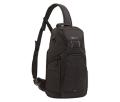 尼康/Nikon 尼康包NOGB-010运动单肩摄影背包 原装斜挎包 单反微单相机包(米色/黑色)