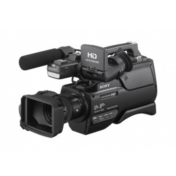索尼/SONY HXR-MC2500 专业肩扛式存储卡全高清摄像摄录一体机